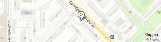Clever Kids на карте Новокузнецка