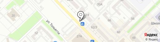 Альбом цветочный на карте Новокузнецка