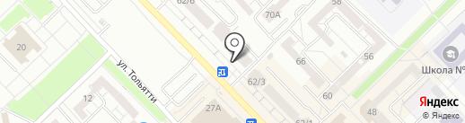 Открытие Брокер на карте Новокузнецка