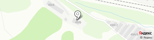ЛайтАвто на карте Новокузнецка