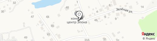 Подсобное хозяйство семьи Яштыловых на карте Ильинки