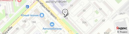 Wizard-pc на карте Новокузнецка