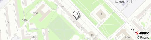 Start на карте Новокузнецка