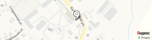 Термекс-Сервис на карте Сосновки