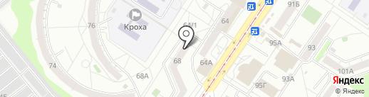 Libra на карте Новокузнецка