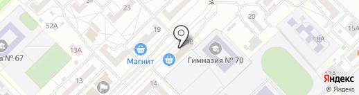 Джокер на карте Новокузнецка