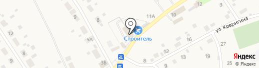 Строитель на карте Ильинки
