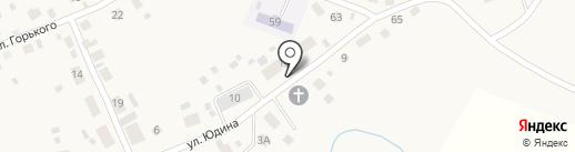 Школа искусств №13, МБУ на карте Сосновки