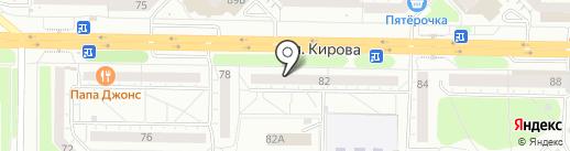 Правовой Эксперт на карте Новокузнецка