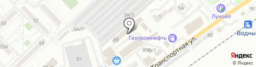 Pro Style на карте Новокузнецка