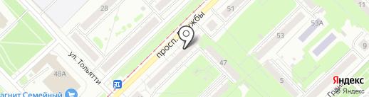 Celebrity на карте Новокузнецка