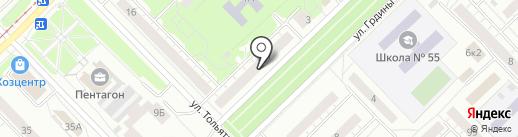 Лейдар-Путешествия. Экспедиции. Походы. на карте Новокузнецка