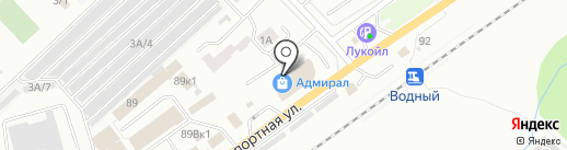 ПромСвязьАвтоматизация на карте Новокузнецка