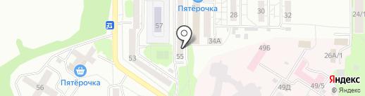 ВАТ-сервис на карте Новокузнецка