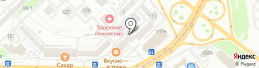 Натуральные продукты на карте Новокузнецка