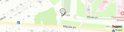 Fortuna на карте Новокузнецка