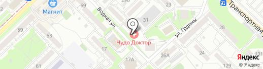ТеплоДом на карте Новокузнецка