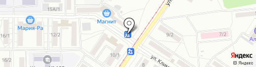 Минимаркет на карте Новокузнецка