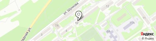 Кузбасская Комиссионная Торговля на карте Новокузнецка