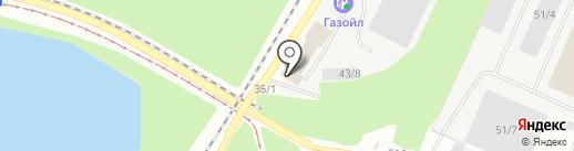 ГидраСила на карте Новокузнецка
