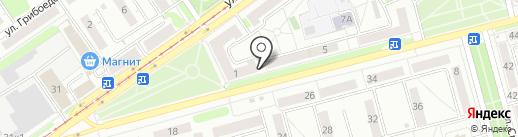 Терминал оплаты на карте Новокузнецка