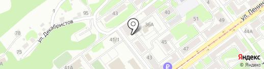 ЭкоСтрой на карте Новокузнецка