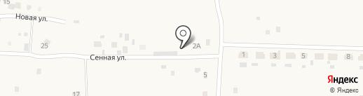 Компания по продаже газа пропана на карте Куртуково