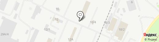 БелКомин-ИнтерТЭК на карте Новокузнецка