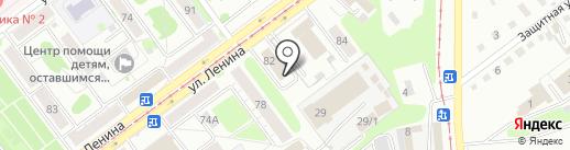 Рэмэковец, ТСЖ на карте Новокузнецка