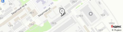 Корпорация Мебели на карте Новокузнецка