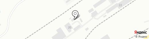УпакТорг на карте Новокузнецка