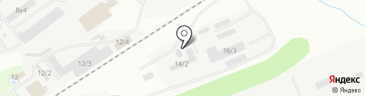 ТрансПром на карте Новокузнецка
