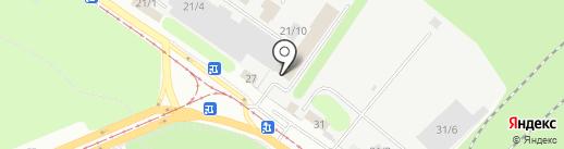 Dekor-kamen на карте Новокузнецка