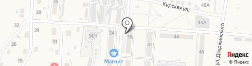 Магазин на карте Калтана