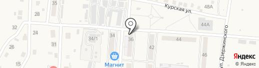 Крюгер на карте Калтана