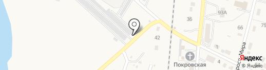ЦветМетПлюс на карте Калтана