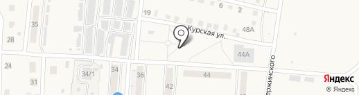 Часовня в честь иконы Божией Матери Утоли моя Печали на карте Калтана