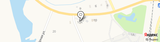 АЗС Татнефть на карте Калтана