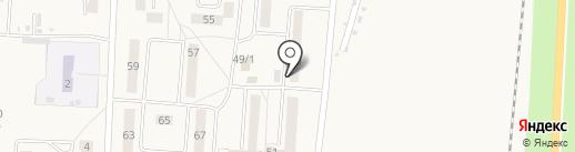 Столярная мастерская на карте Калтана