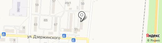 Банкомат, Альфа-Банк на карте Калтана