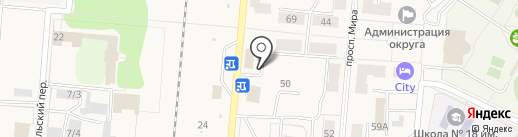 INTER`ER на карте Калтана