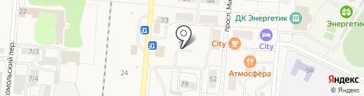 Центр реставрации мягкой мебели на карте Калтана