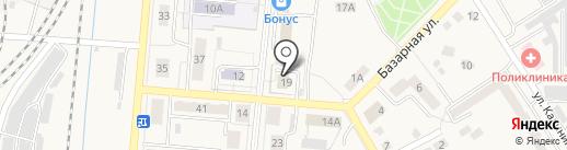 ОВД МВД России по г. Калтан на карте Калтана