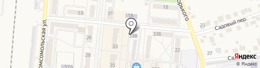 Smile Pizza на карте Калтана