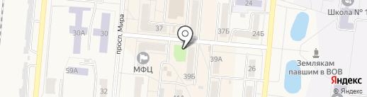 Магазин семян и зоотоваров на карте Калтана