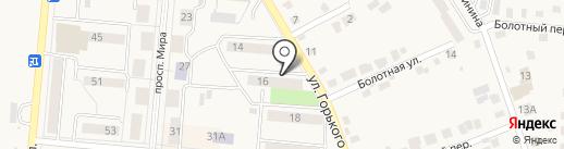 ГИБДД ОВД по г. Калтан на карте Калтана