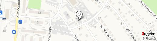 Спецтранс-Трейд на карте Калтана