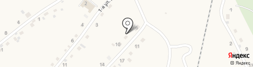 Почтовое отделение №16 на карте Калтана