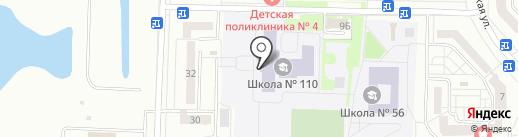 Lankida на карте Новокузнецка