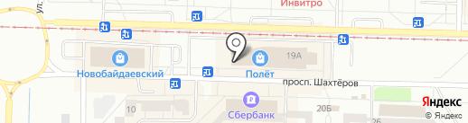 Baby-street на карте Новокузнецка